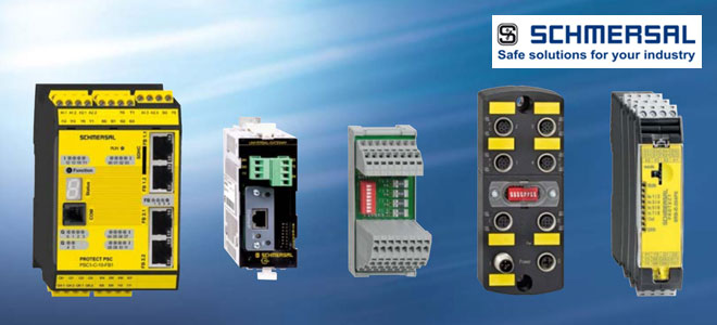 Safety in system: Protection for man and machine Installation systems for safe series connection